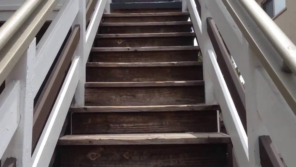 Landlord Removes Staircase When Tenants Fail to Pay Rent… Can They Do That?