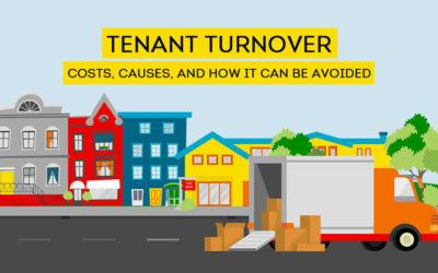 Tenant Turnovers: Costs, Retention & How to Make More Money (Infographic)