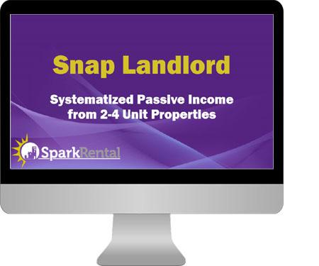 Snap Landlord: Passive Income from Small Multifamily