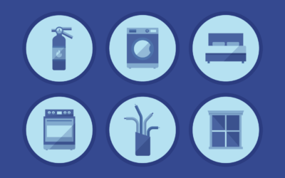 How Long Does Each Part of Your Rental Property Last? (Infographic)