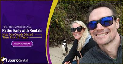 Free Masterclass: The 5 Year Plan to Retire on Rental Income