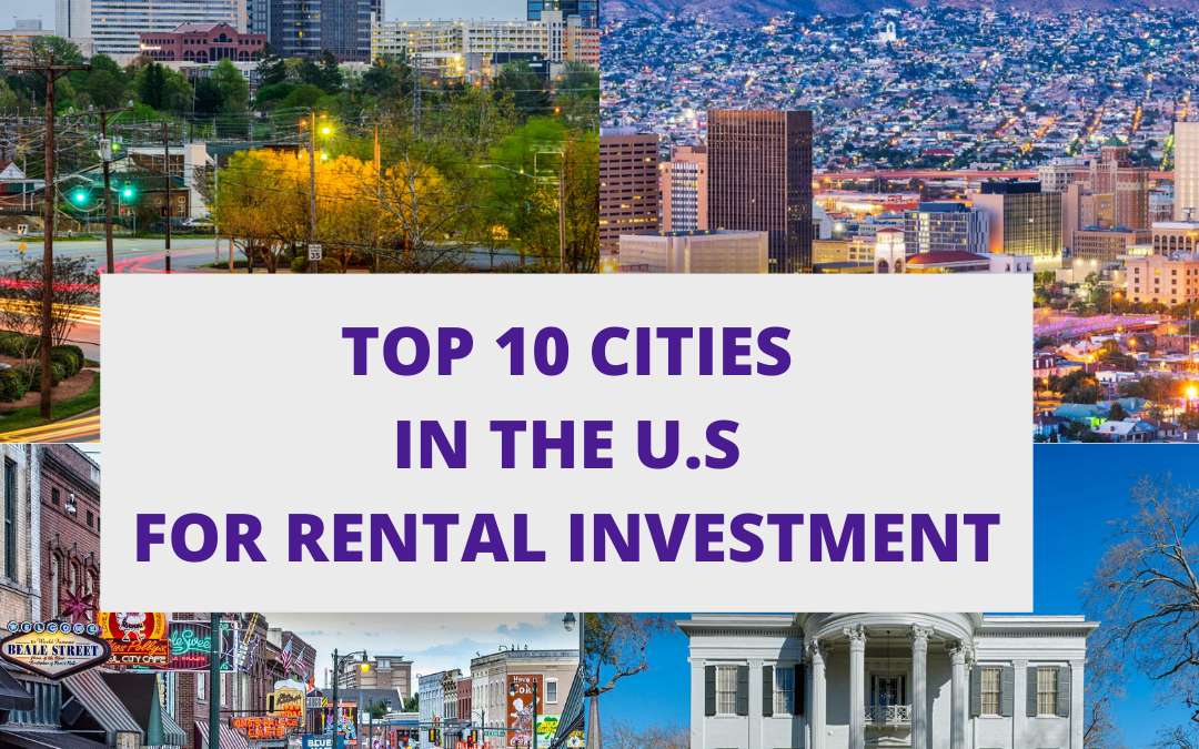 Ep. 27 – Top 10 Cities in the US for Rental Investing