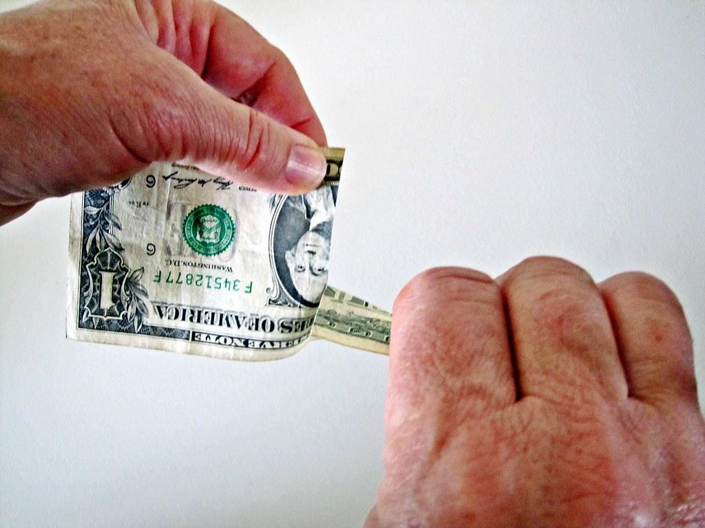 partial rent payment